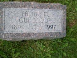 Fannie M Guadnola