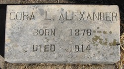 Cora L. Alexander