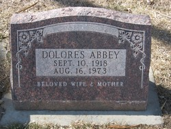 Dolores <i>Foster</i> Abbey