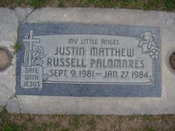 Justin Matthew Russell Palomares