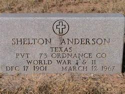 Shelton Anderson