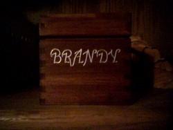 Brandy Punkin Banks