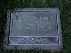 Thomas Perry Reddick