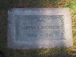 Almyra S Anderson