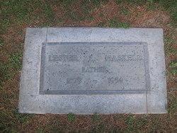 Lester Ellsworth Haskell