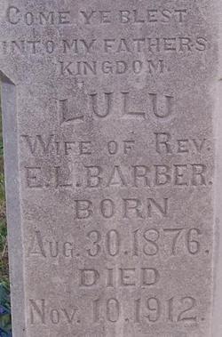 Lulu Barber