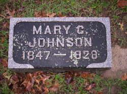 Mary Catherine <i>Fox</i> Johnson