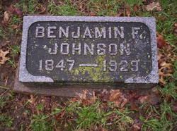 Benjamin Franklin Johnson