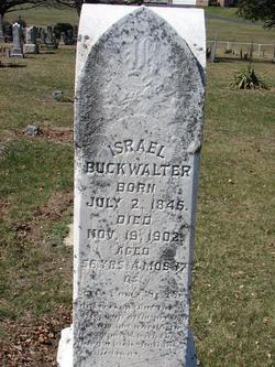 Israel Buckwalter
