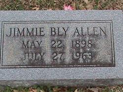 Jimmy Bly Allen