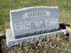 Reta M <i>Buzzard</i> Anderson