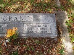 Vera Leola <i>Bond</i> Grant