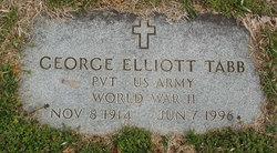 Pvt George Elliott Tabb