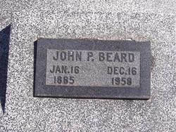 John P. Beard