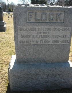 Rev Aaron S Flock