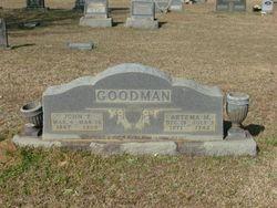 Artema Matilda <i>Owens/Goodman</i> Crockett