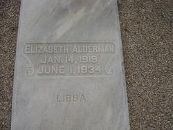 Elizabeth Alderman