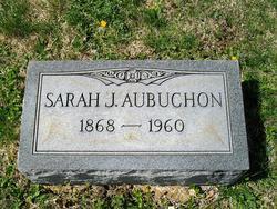 Sarah Jane <i>Rosener</i> Aubuchon