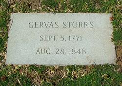 Gervas Storrs