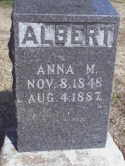 Anna M Albert