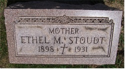 Ethel Mary <i>Thill</i> Stoudt