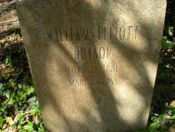 William Elliott Hutson