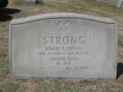 Mrs Adaline <i>Buck</i> Strong