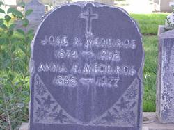 Anna Felizarda <i>Mathias</i> Madeiros