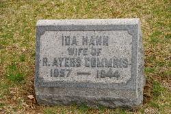 Ida <i>Hann</i> Cummins