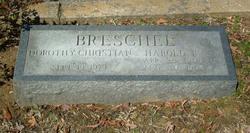 Dorothy <i>Christian</i> Breschel