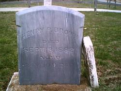 Henry Peter Brown