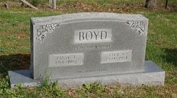 Cecil E Boyd