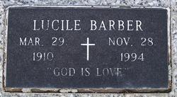 Lucile Barber