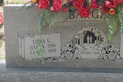 Edna G <i>Cook</i> Barger