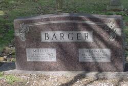 Mary Mollie <i>Cozart</i> Barger