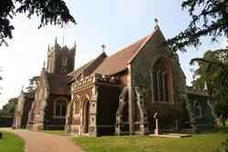 St Mary Magdalene Churchyard