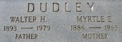 Myrtle Edna <i>Geyer</i> Dudley