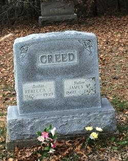 Rebecca Jane <i>Allison</i> Creed