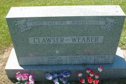 Sadie G Clawser
