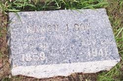 Nancy Jane <i>Sturgeon</i> Cox