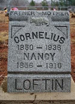 Nancy Ann <i>Burris</i> Loftin