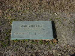 Susie Ruth <i>Lewis</i> Hoare