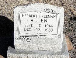 Herbert Freeman Allen
