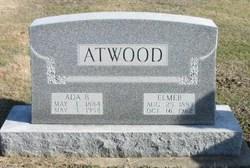 Ada Bertha <i>Jeter</i> Atwood