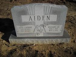 Willard Lee Aiden