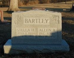 Stella <i>Holmes</i> Bartley