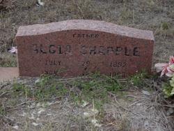 Algia Chapple