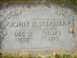 John Ragner Sterner