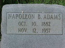 Napoleon Bonaparte Adams
