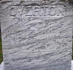Linwood W Overton
